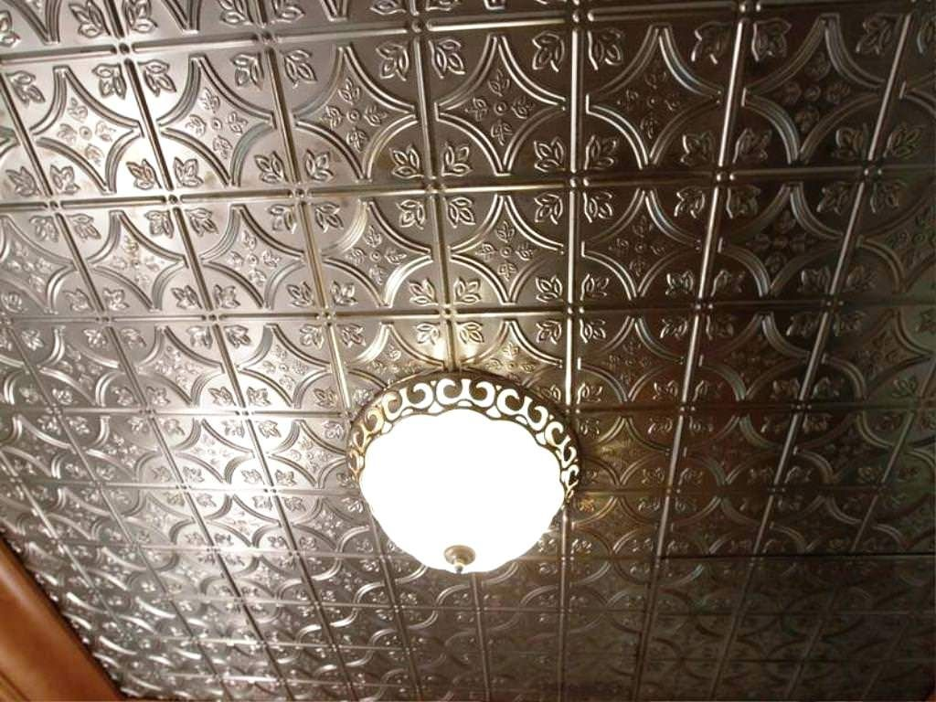 Metal Ceiling Tile Wall Art Httpcreativechairsandtables
