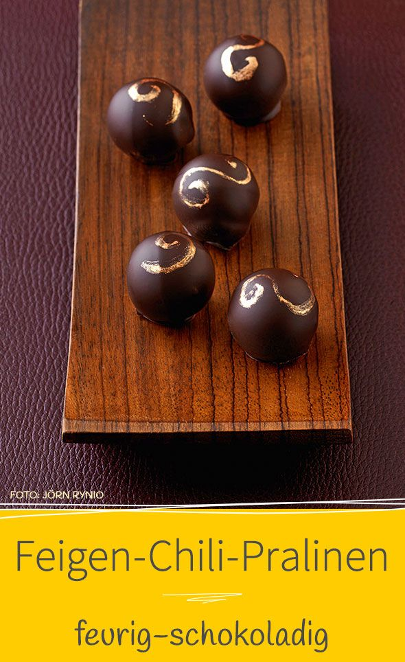 Photo of Fig chilli chocolates