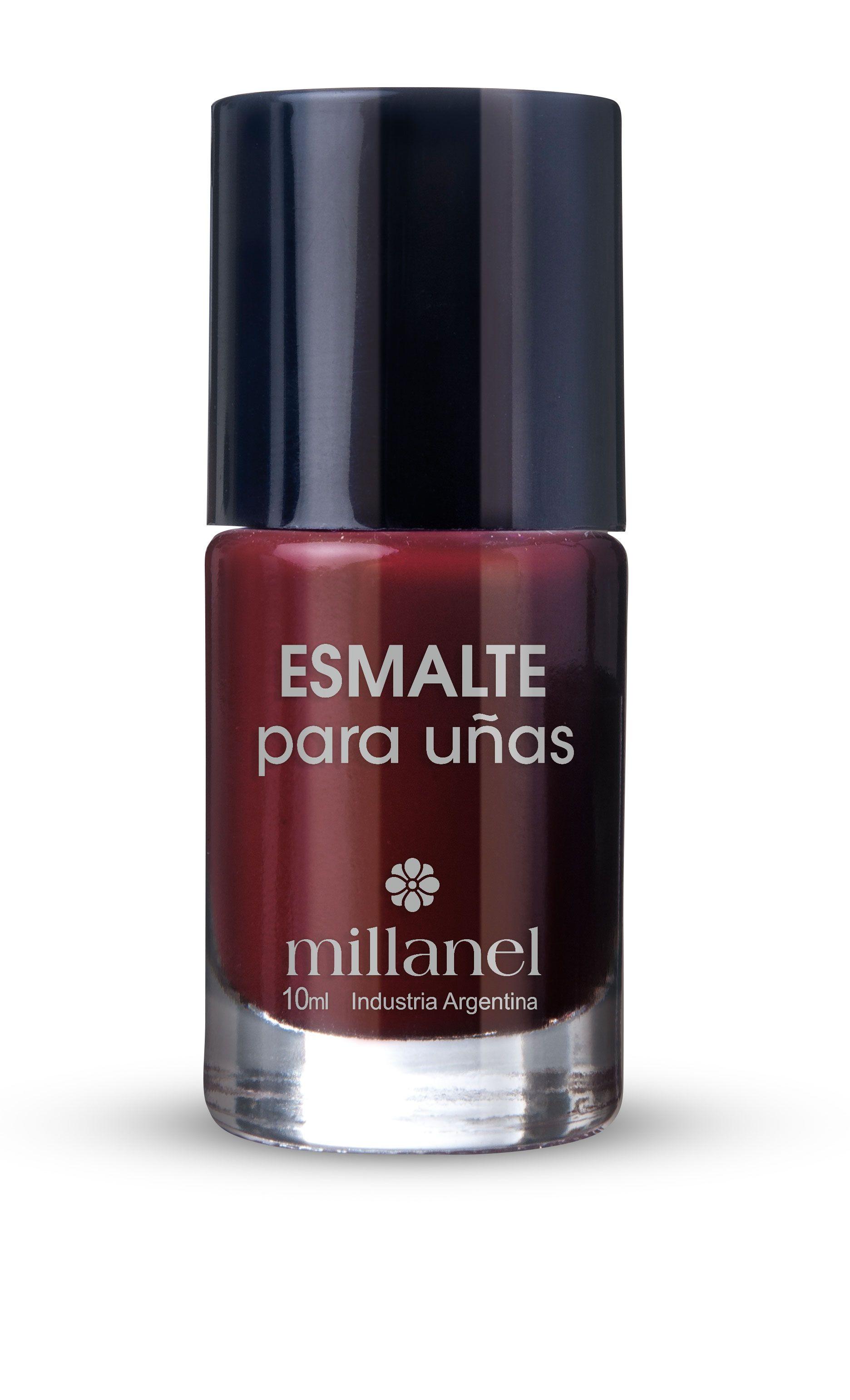 Esmalte Millanel Mora Intenso | Uñas | Pinterest