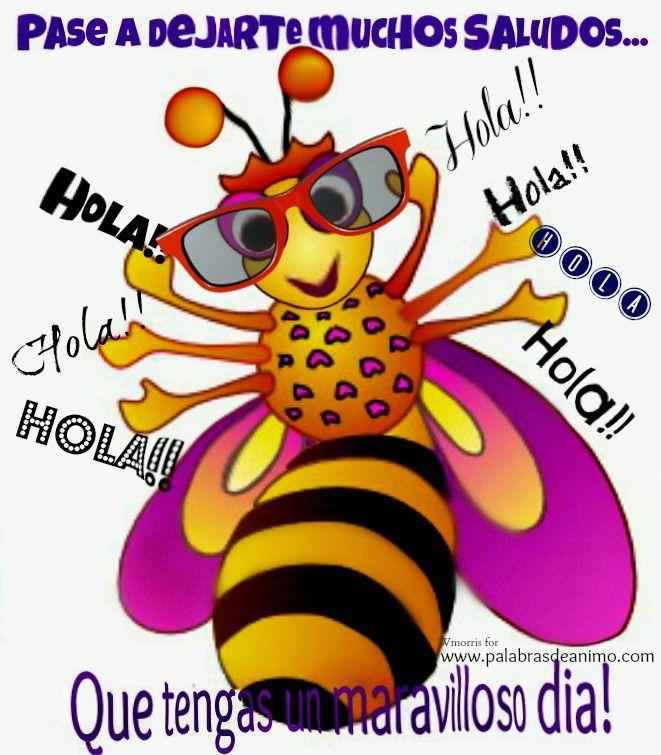 Pase a dejarte muchos saludos artebett pinterest muchas pase a dejarte muchos saludos thecheapjerseys Choice Image