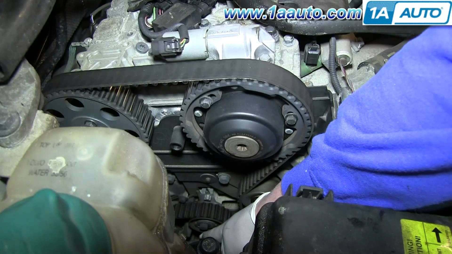 [DIAGRAM_34OR]  How To install Replace Engine Timing Belt Volvo L5 2.4L | Auto repair,  Repair, Volvo v70 | Volvo Timing Belt |  | Pinterest
