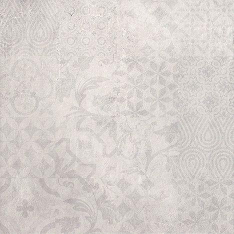 Porcelaingres Urban White Weave Schoner Wohnen Fliesen Tapeten Mustertapete