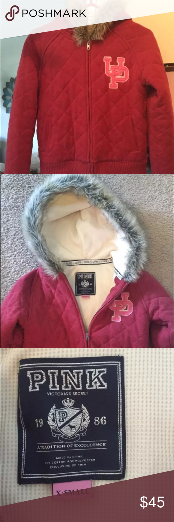 Victoria secret jacket! Brand new condition no tags had for a bit never never worn! Very comfortable and soft ✨ Victoria's Secret Jackets & Coats