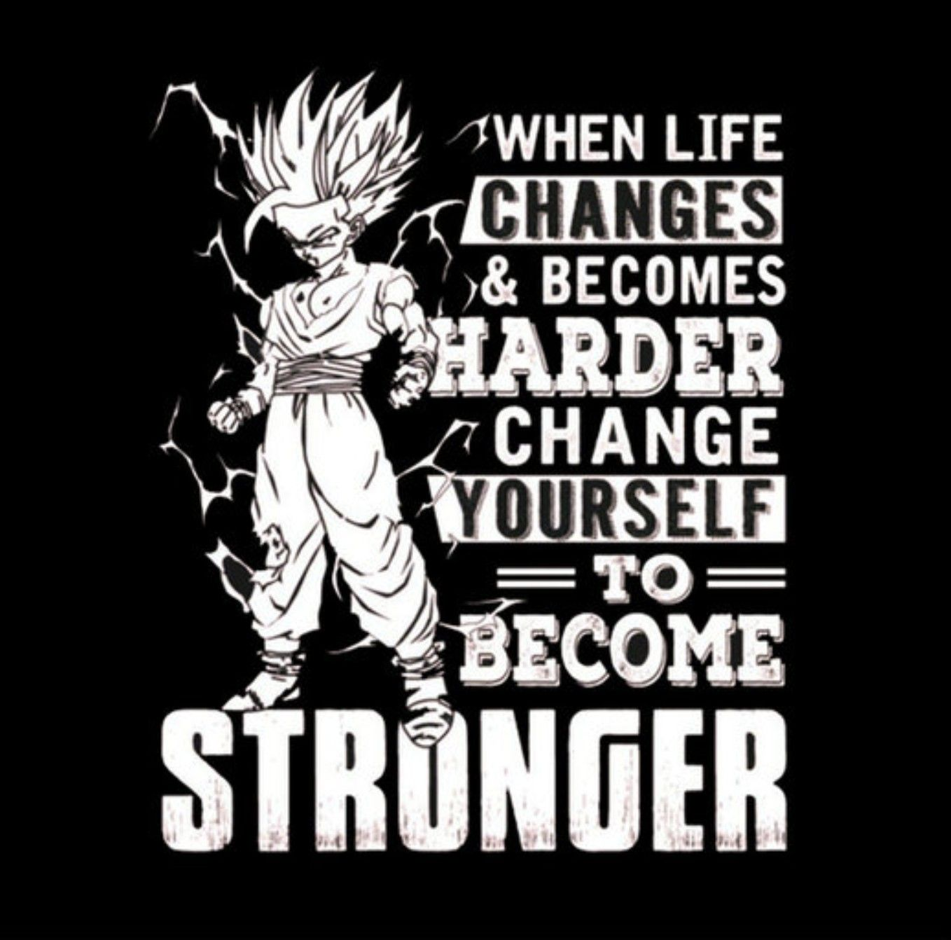 Fitness Motivation Warrior Quotes Dragon Ball Artwork Dbz Quotes