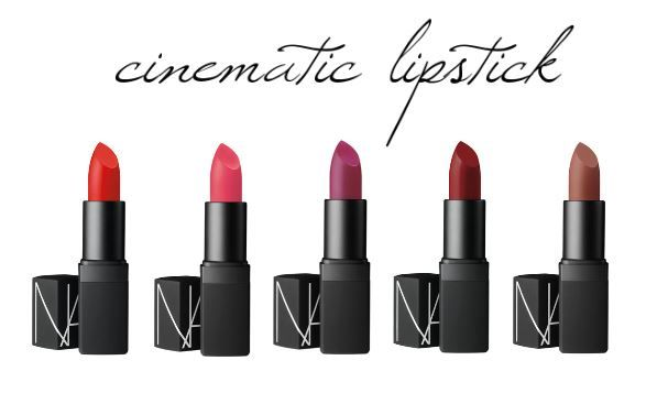 NARS Cinematic Lipstick | NARS Guy Bourdin Collection