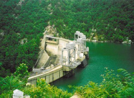 Smith Mountain Lake Dam Va