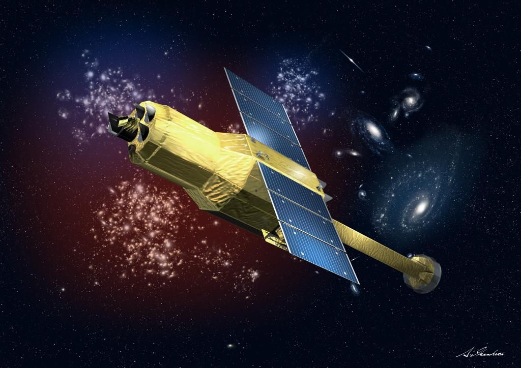 JAXA may remake its X-ray observatory Hitomi for a 2020 launch | Astronomy.com