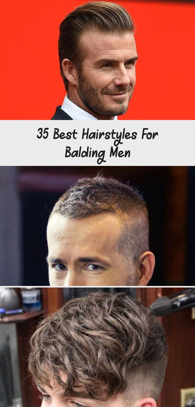 35 best hairstyles for balding men haircuts for balding