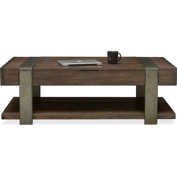 Best Union City Lift Top Coffee Table Value City Furniture 400 x 300