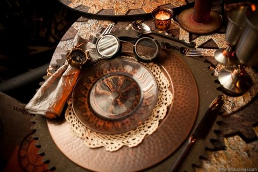 Image Result For Steampunk Party Decorating Ideas
