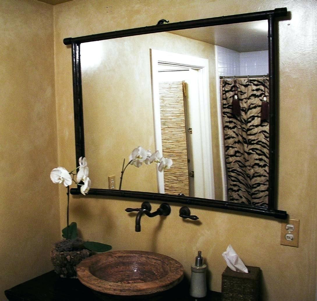 Deko Einzigartige Badezimmer Spiegel Mit Bildern Badezimmerspiegel