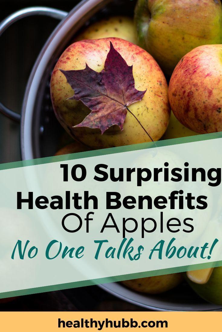 12 Incredible Health Benefits of Apples (#9 Is My Favorite ...