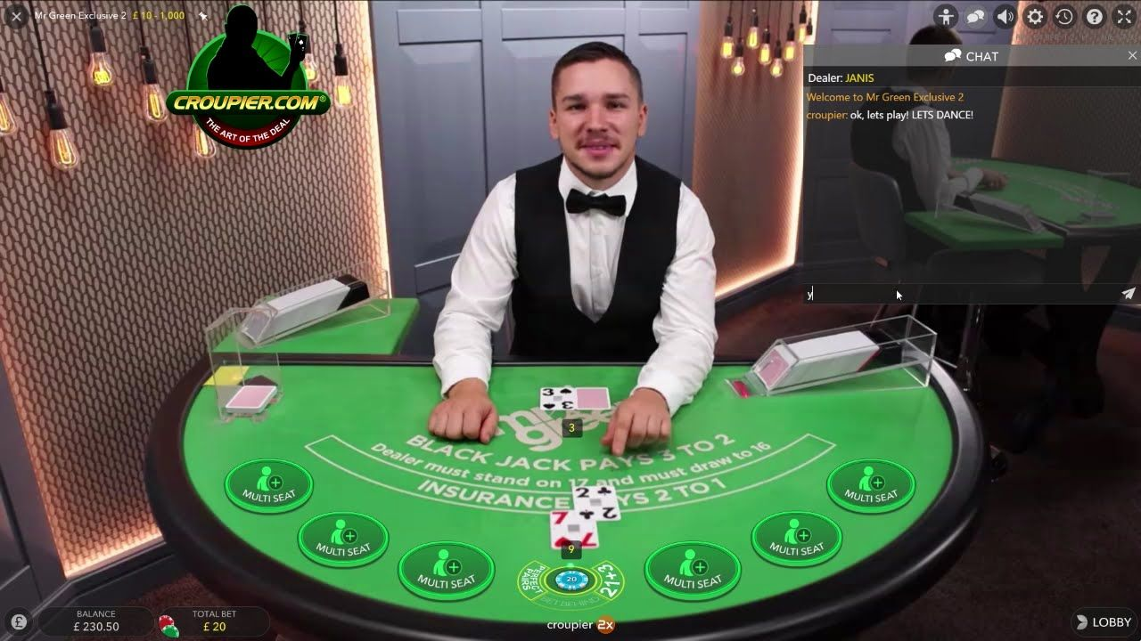 Online Blackjack Dealer Laughing At My Bad Luck Mr Green Live Casino |  Blackjack, Breakfast for kids, Casino