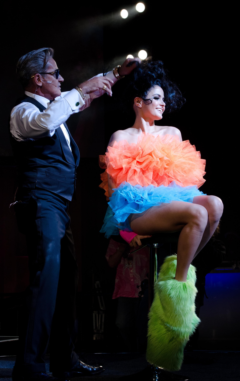 Oribe Backstage Miami La Fama The Show Photo Khiem
