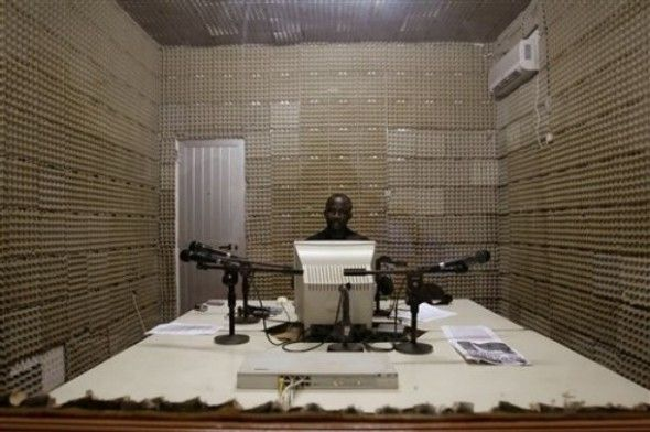 Sound Proofing With Egg Cartons Apparently Its Not That