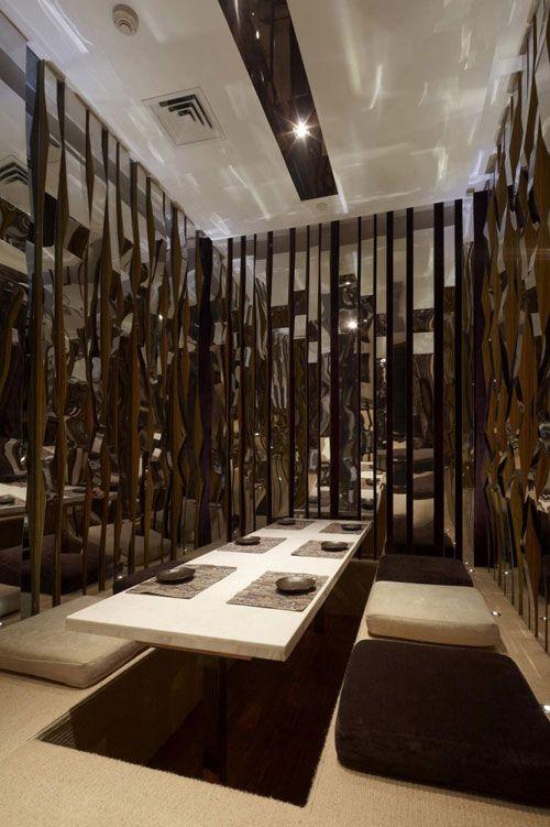 Haiku sushi imagine native beautiful interior design