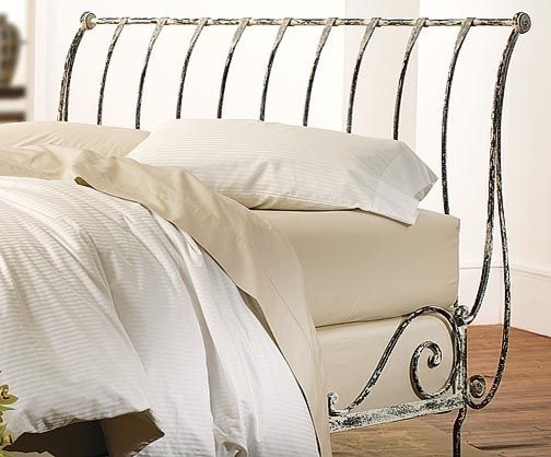 Iron Frame Bed
