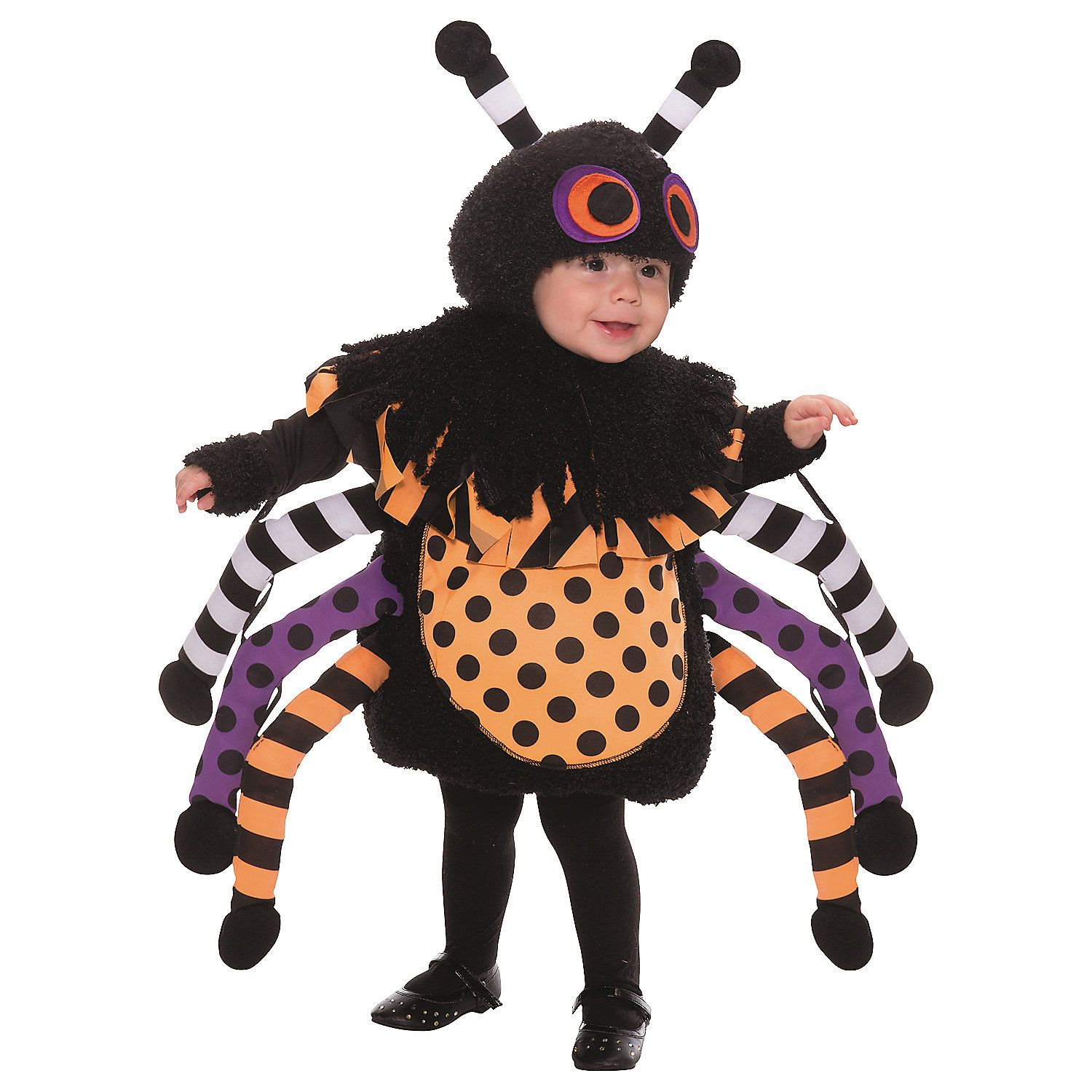 Spider Costume for Toddlers - OrientalTrading.com | Angles and ...