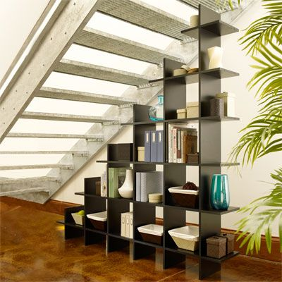 Staircase Shelf creative trilogy staircase bookshelf | staircases, shelves and