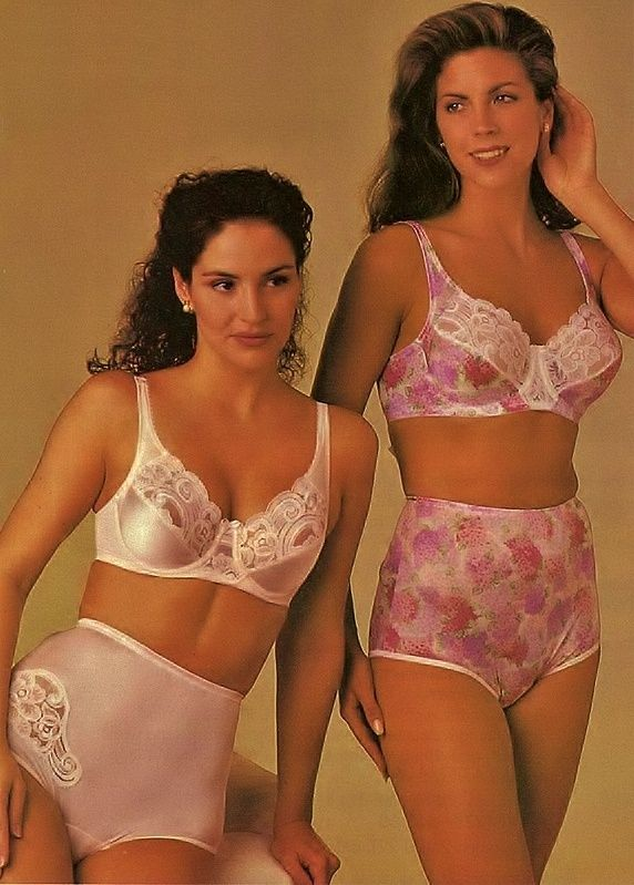 movie stars wearing lingerie