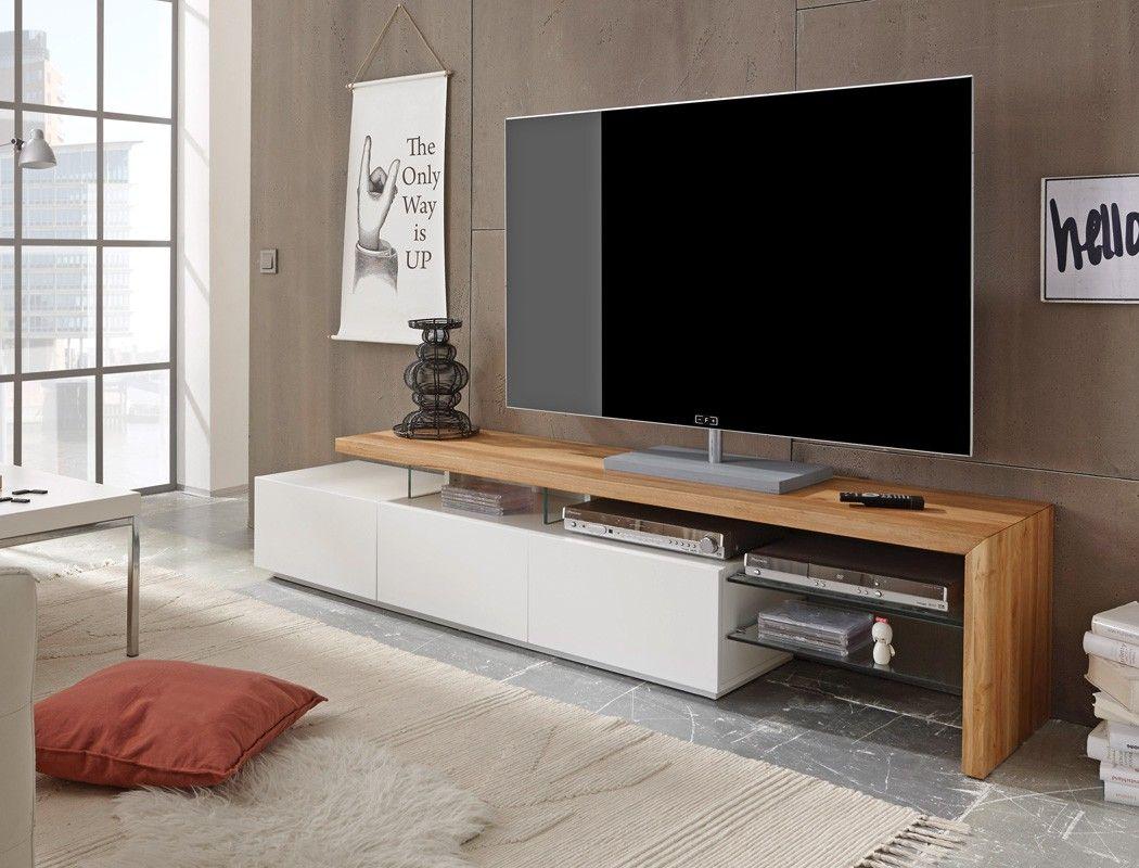 Eiche Tv Mobel Tv Mobel Wohnen Mobel Wohnzimmer