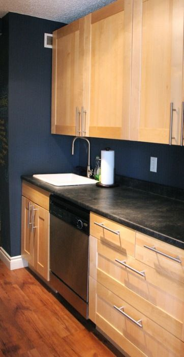 Birch Cabinets, Kitchen Colors, Light Wood