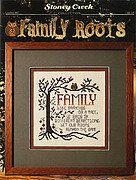 Photo of Stoney Creek Family Roots – Cross Stitch Pattern