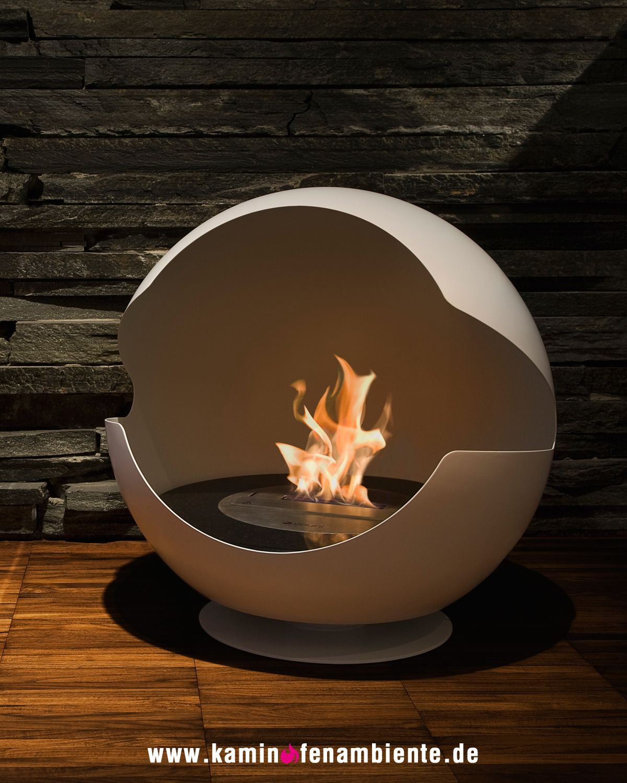 ethanol kamin globe free standing ethanol fireplace kamin design pinterest kamin design. Black Bedroom Furniture Sets. Home Design Ideas