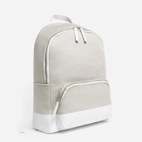 Everlane | The Dipped Mini Zip Backpack