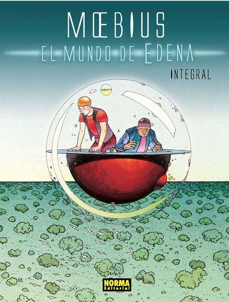 EL MUNDO DE EDENA. Edición Integral. Norma editorial