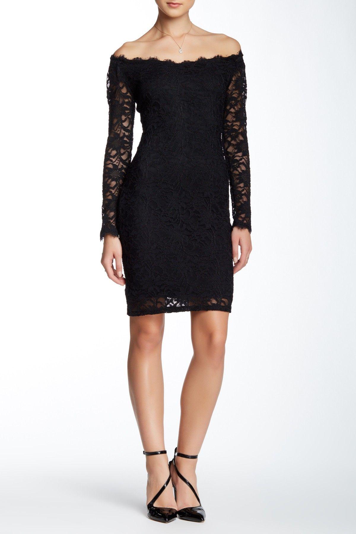 Marina Off The Shoulder Lace Dress Nordstrom Rack Off Shoulder Lace Dress Lace Dress Dresses [ 1800 x 1200 Pixel ]