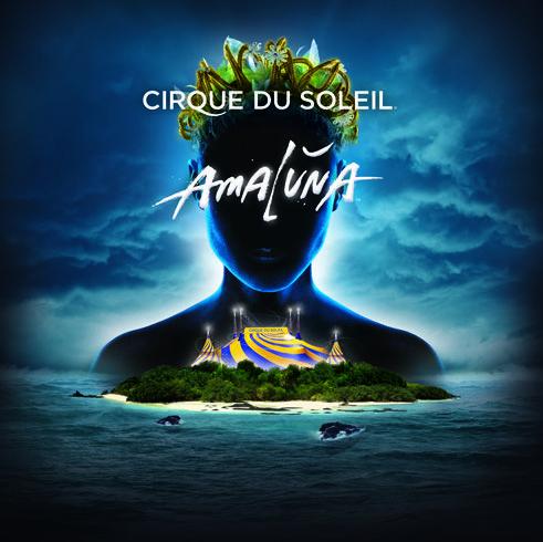 Cirque du Soleil's Amaluna Makes a Splash in Atlanta + Ticket Giveaway.