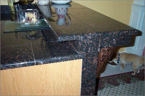 Granite Tile Countertop Kits Granite Tile Countertops Granite