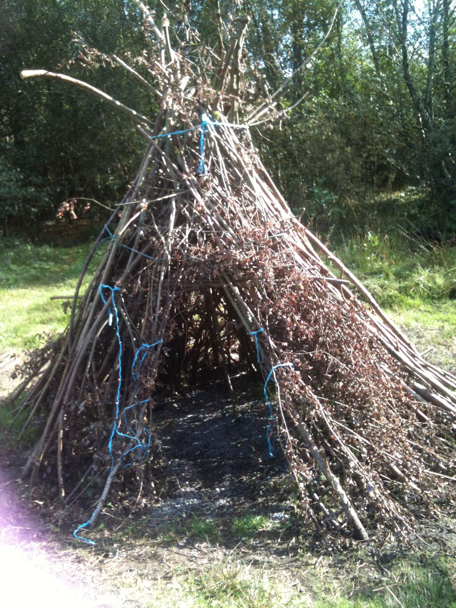 Stick Tee Pee Outdoor Teepee Tent Outdoor Projects