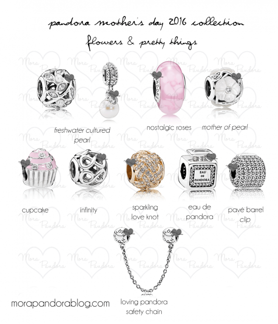 Pandora Mother S Day 2016 Collection Preview Updated
