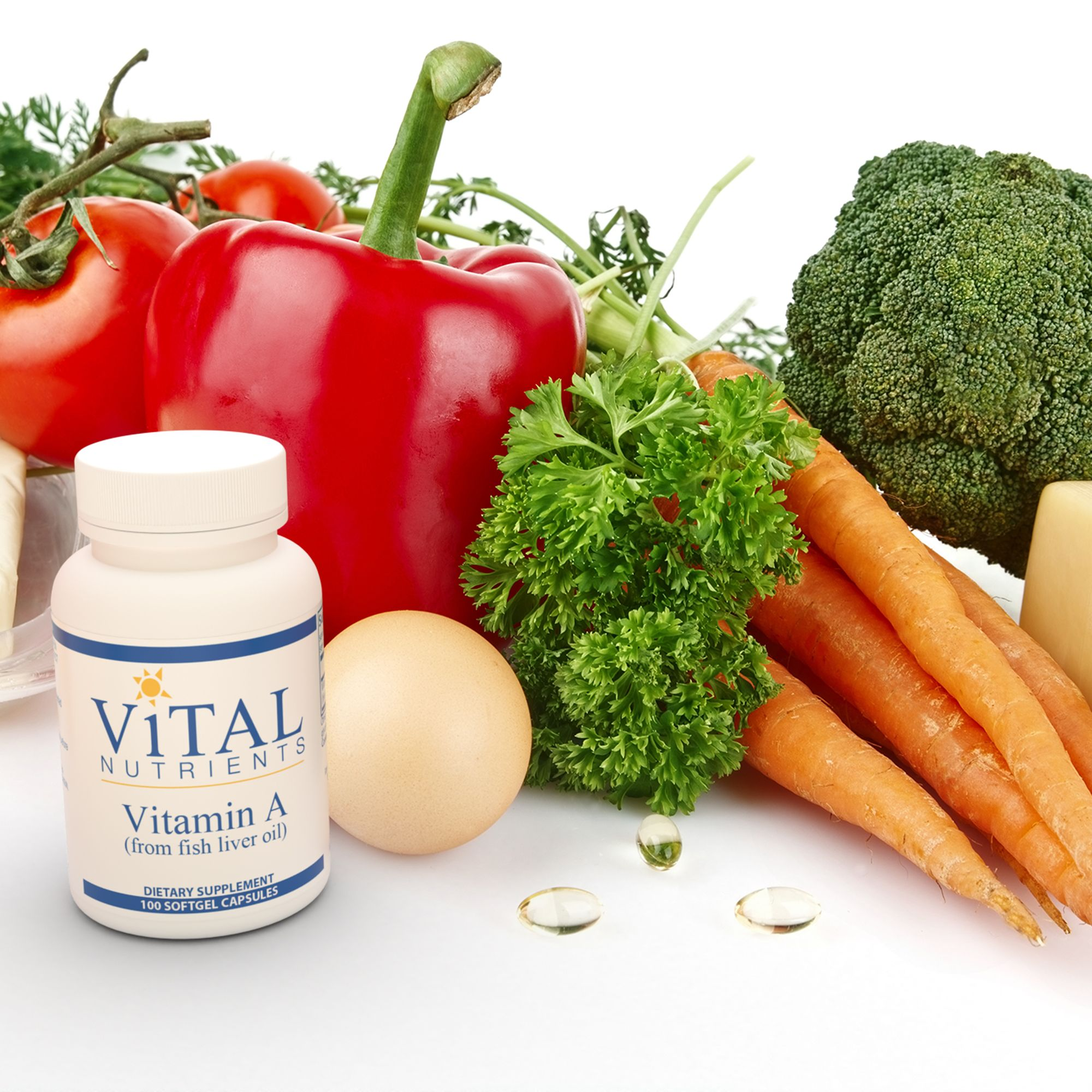 Are You Getting Enough Vitamin A Nutritional Supplements Vitamins Nutrition