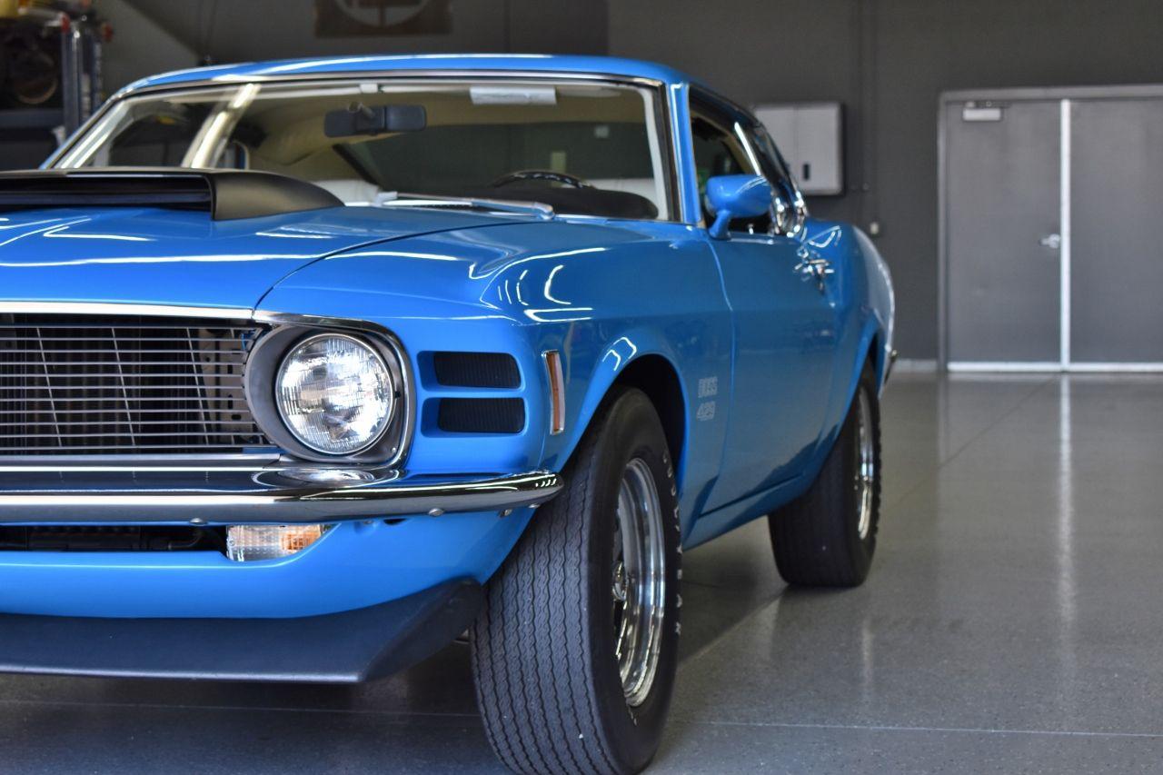 1970 Ford Mustang Boss 429 1970 Ford Mustang Ford Mustang Boss