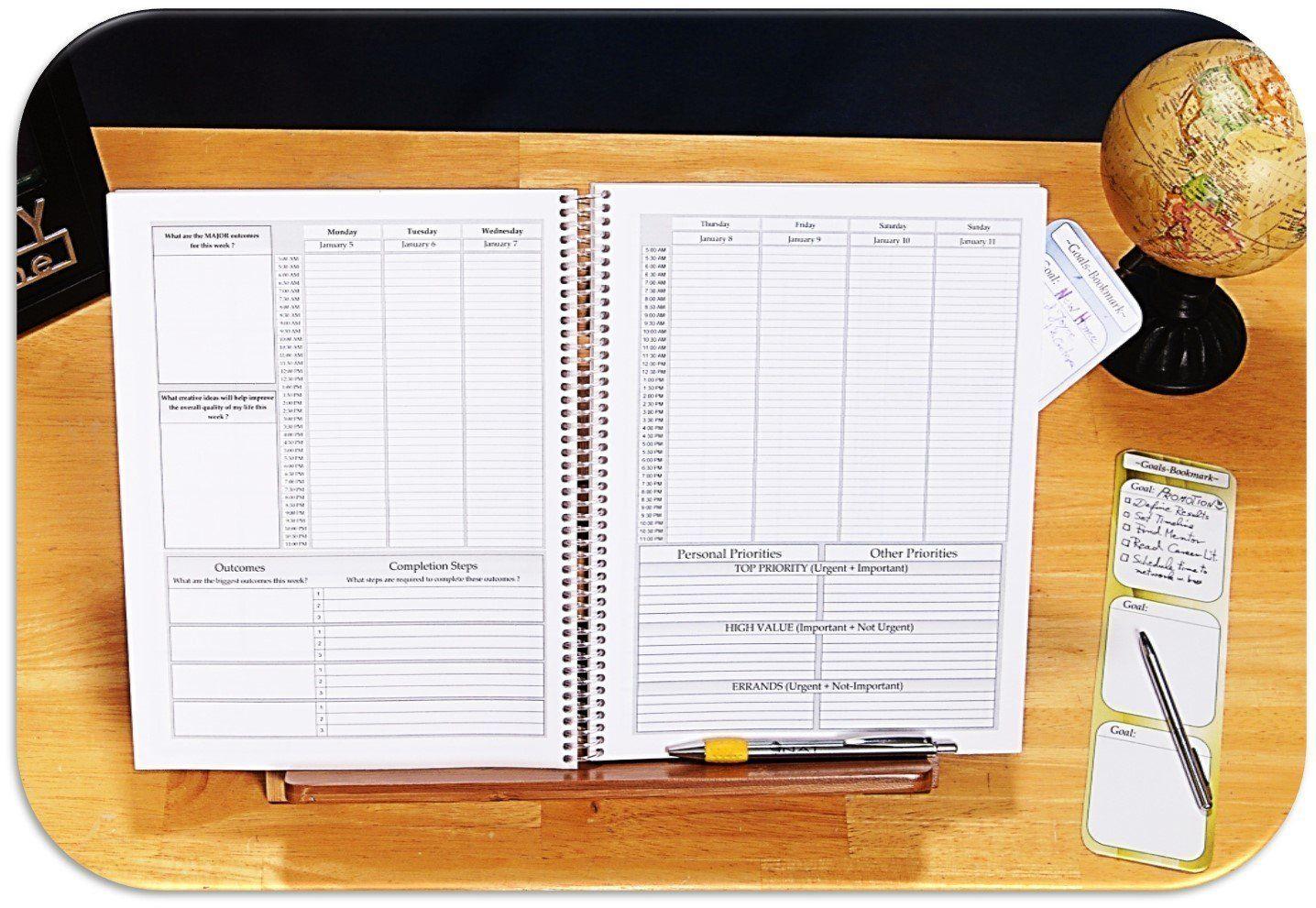 Tools4Wisdom 2015 Planner Calendar Personal