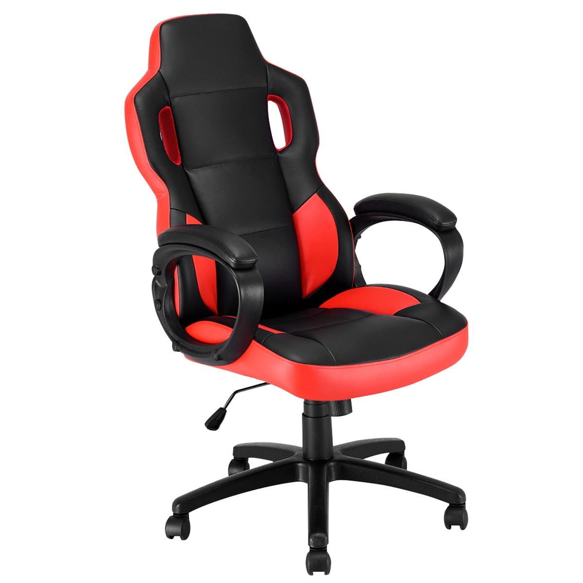 Costway Gaming Chair Executive Office Chair Racing Style Swivel Desk Task Computer Chair Trustedg Is The Best Buy Selling Point For You In 2020 Executive Office Chairs Office Gaming