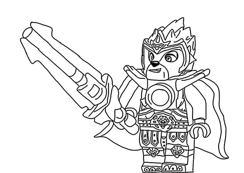 Lego Chima Ausmalbilder 813 Malvorlage Lego Ausmalbilder Kostenlos ...