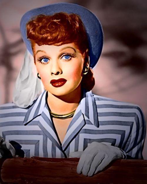 """Lucille Ball en """"Her Husband's Affair"""", 1947 #lucilleball Lucille Ball en """"Her Husband's Affair"""", 1947 #lucilleball"""