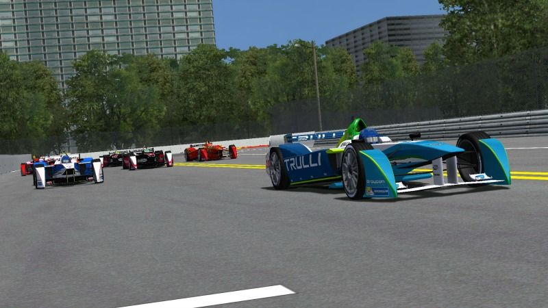 rFactor Modding Group WCP Series have released their Formula