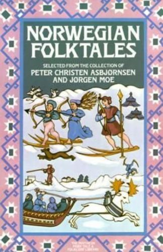 NEW-Norwegian-Folktales-by-Peter-Christen-Abjorsen-Paperback-Book-English-Free