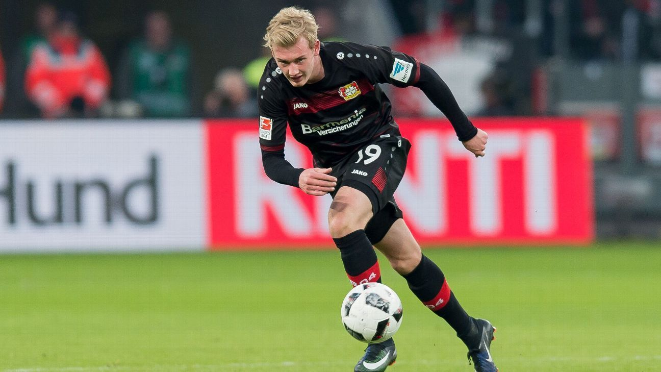 Julian Brandt Rules Out Leverkusen Exit Amid Bayern Munich Liverpool Links Fussball Sport Bayer Leverkusen