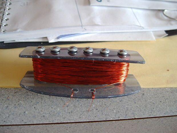 Cigar Box Guitar Pickup Wiring
