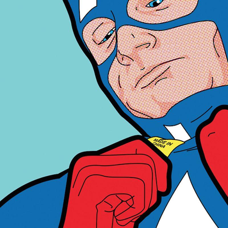 22 ilustraciones molonas de marcas populares con iconos de la cultura pop15