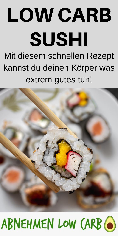 ist sushi gesund abnehmen