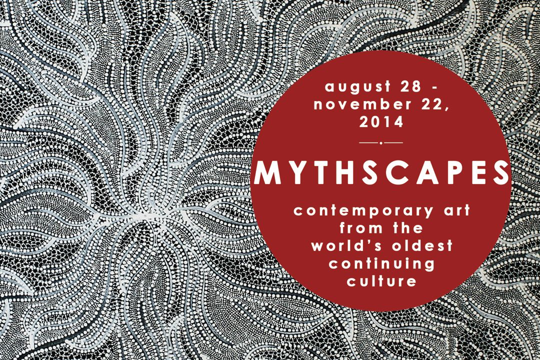 Mythscapes: Contemporary Art by the World's Oldest Continuing Culture through Nov 22 at ArtXchange Gallery