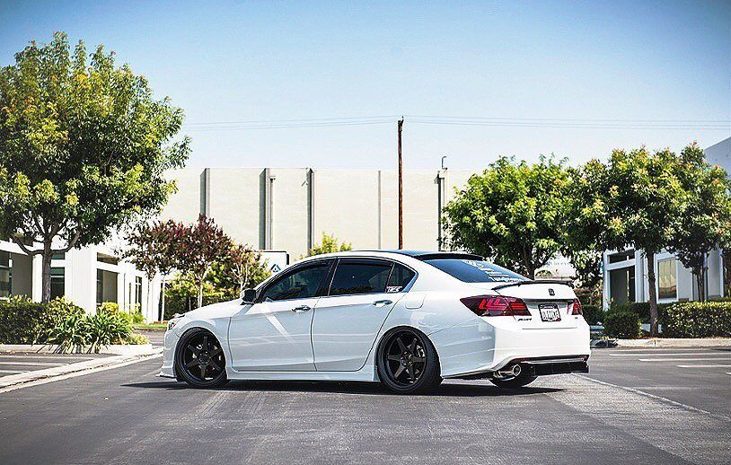One of the hottest 9th Gen Honda Accord's roght now
