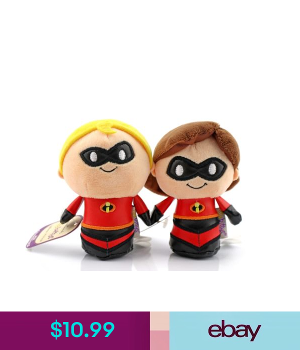 Character Toys The Incredibles Itty Bitty By Hallmark Ebay Collectibles The Incredibles Character Ebay